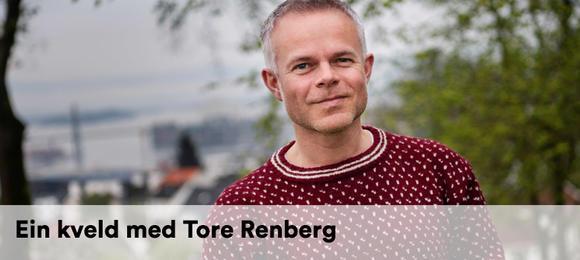 Ein kveld med Tore Renberg
