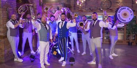Berømt Balkan-orkester til Hamar kulturhus