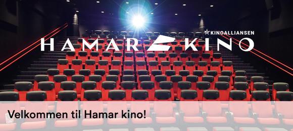 Hamar kino åpner