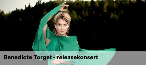 Benedicte Torget - releasekonsert