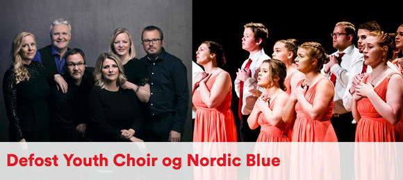 Defrost Youth Choir og Nordic Blue – Nå er det like før