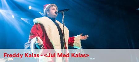 Freddy Kalas - Jul Med Kalas