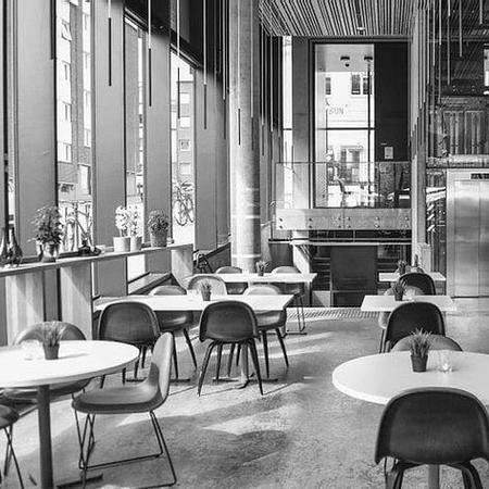 Kom og spis på Satelitten - Kulturhusets kafé