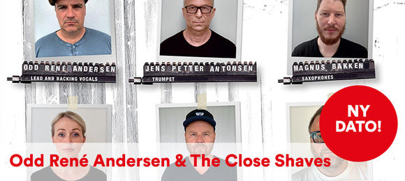 Odd René Andersen & The Close Shaves