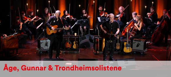 Åge Gunnar og Trondheimsolistene