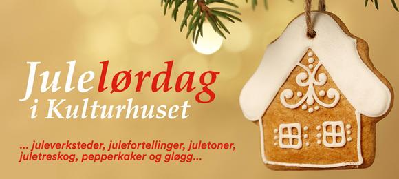 Julelørdag i Kulturhuset