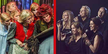 Oslo Gospel Choir og Natt i Nisseland til Kulturhuset