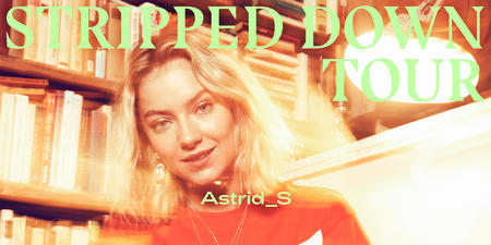 Astrid S til Kulturhuset